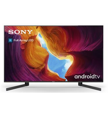 טלוויזיה 85 Android TV 4K Full Array LED תוצרת SONY דגם KD85XH9505BAEP
