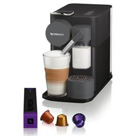 מכונת קפה NESPRESSO לטיסימה One בצבע שחור דגם F111