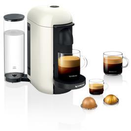 מכונת קפה VertuoPlus מבית NESPRESSO דגם GCB2 בגוון לבן