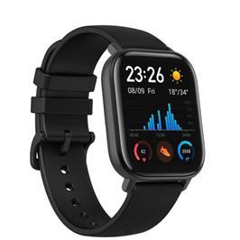 שעון חכם תוצרת Amazfit סדרת GTS צבע שחור