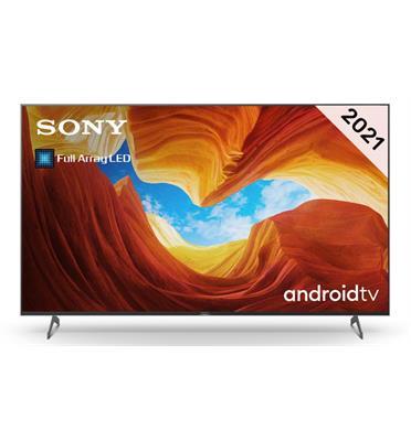 טלויזיה 85 Full Array led תוצרת סוני Android TV דגם חדש KE-85XH9096