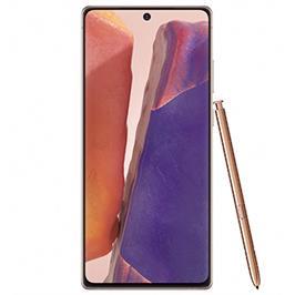 """דמי מקדמה 99 ש""""ח לרכישת סמארטפון 6.7"""" זכרון 8GB 256GB תוצרת Samsung דגם Galaxy Note 20"""