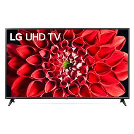 טלוויזיה חכמה 55 אינץ' LED Smart TV עם פאנל IPS 4K Ultra HD ובינה מלאכותית LG דגם 55UN7100