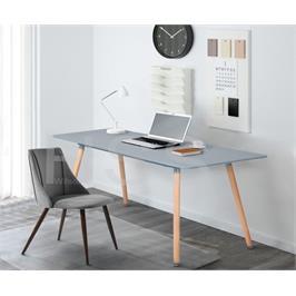 שולחן בשלושה צבעים לבחירה מושלם לפינת האוכל, למטבח ואפילו לחדר העבודה מבית HOMAX דגם רוקי