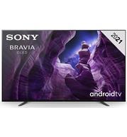 טלוויזיה 65 OLED סוני Android TV תוצרת SONY דגם KD-65A89BAEP