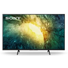 טלויזיה 65 QFHD 4K HDR  SMART TV תוצרת Sony דגם KD-65X7056BAEP
