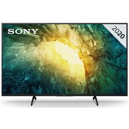 טלויזיה 55 QFHD 4K HDR  SMART TV תוצרת Sony דגם KD-55X7056BAEP