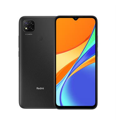 סמארטפון 6.53 אינץ' 13MP + 2MP + 2MP 64GB תוצרת XIOMI דגם Redmi 9C 64GB