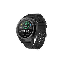 שעון חכם תומך עברית עמיד במים, מד דופק וחיישן FITPRO G2 GPS