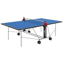 """שולחן טניס חוץ  פלטות מלמין עמידות בעובי 4 מ""""מ דגם Bluesky 7 מבית VO2."""