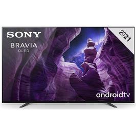 טלוויזיה 55  OLED Android TV תוצרת SONY דגם KD-55A89BAEP