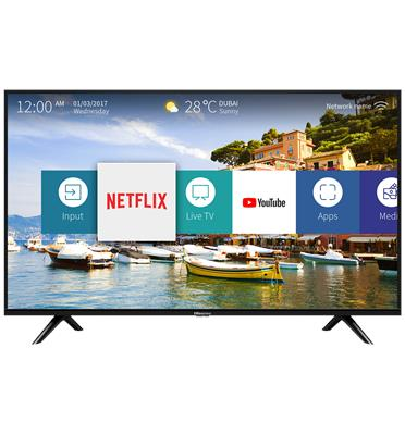 "טלוויזיה 40"" Full HD SMART TV תוצרת Hisense דגם 40B6000IL"
