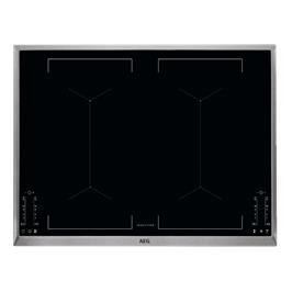 """כיריים אינדוקציה 70 ס""""מ MAXISENSE ® PLUS תוצרת AEG דגם IKE74451XB"""