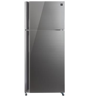 מקרר 2 דלתות בנפח 587 ליטר טכנולוגיית הקירור Multi Air Flow,AG+Nano Deodorizer דגם SJGP75DSL
