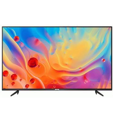 טלוויזיה 50 UHD LED 4K ANDROID TV עם חווי שלט קולי תוצרת TCL דגם 50P615