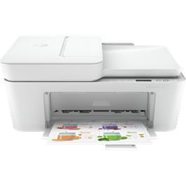 מדפסת הזרקת דיו HP DeskJet Plus 4120 All-in דגם 3XV14B