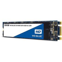 כונן קשיח Western Digital Blue WDS250G2B0B 256GB M.2 SSD