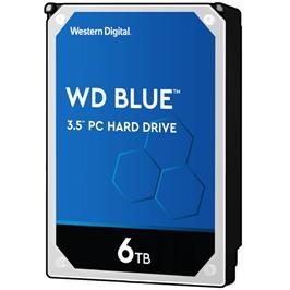 כונן קשיח פנימי Western Digital Blue WD60EZRZ 6TB 3.5