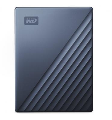 כונן חיצוני WD My Passport Ultra 2TB - כחול דגם WDBC3C0020BBL