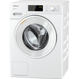 """מכונת כביסה פתח קדמי 8 ק""""ג 1400 סל""""ד תוצרת MIELE דגם WSD123 WCS"""