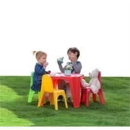 סט שולחן עם 4 כיסאות תוצרת Starplast