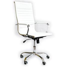 כסא מנהל אורטופדי נוח ואיכותי דמוי עור יוקרתי מבית ROSSO ITALY דגם MSH-1-18 במגוון צבעים לבחירה