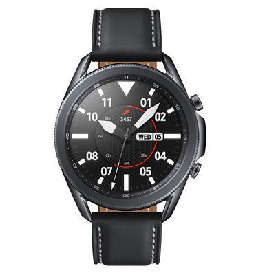 """שעון יד חכם 45 מ""""מ תוצרת SAMSUNG דגם Galaxy Watch 3 LTE R845 יבואן רשמי סאני!"""
