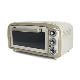 טוסטר אובן 18 ליטר בעיצוב רטרו 1380W תוצרת ARIETE דגם 979