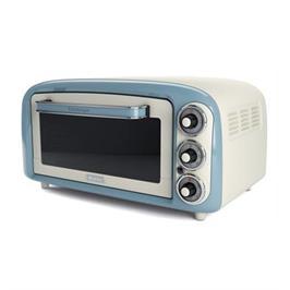 טוסטר אובן 18 ליטר בעיצוב רטרו 1380W תוצרת ARIETE דגם 979 צבע כחול