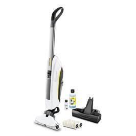 מכונת שטיפה ושאיבת רצפות ופרקטים תוצרת KARCHER דגם FC5 CORDLESS PREMIUM יבואן רשמי!