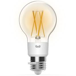 נורת להט חכמה LED (לבן חם) Filament bulb מבית Yeelight דגם YLDP12YL