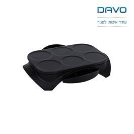 מכשיר להכנת פנקייק תוצרת DAVO דגם DAV 128