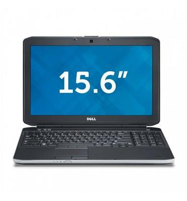 """מחשב נייד מסך 15.6"""" מעבד i5 זיכרון 8GB דיסק 500GB דגם Dell Latitude E5530 מחודש"""