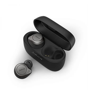 אוזניות TWS מתקדמות למוזיקה ושיחות וסינון רעשים אקטיבי (ANC) תוצרת JABRA דגם Elite75t