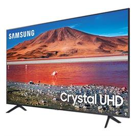 טלוויזיה 75 Crystal UHD SMART TV 4K תוצרת SAMSUNG דגם UE75TU7000