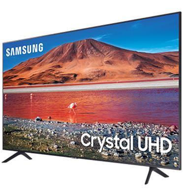 טלוויזיה 65 Crystal UHD SMART TV 4K תוצרת SAMSUNG דגם UE65TU7000
