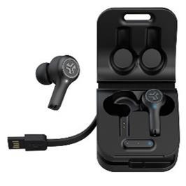 אוזניות אלחוטיות עם סינון רעשים אקטיבי שימוש של מעל 48 שעות מבית JLAB דגם Epic Air ANC TrueWir