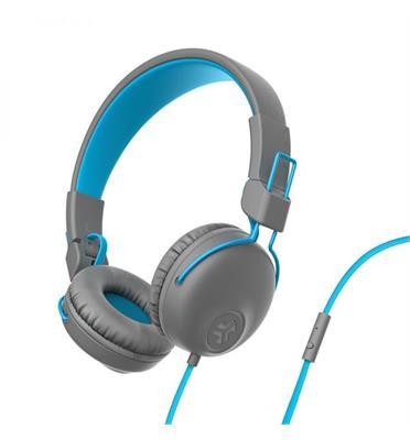 אוזניות חוטיות תוצרת JLAB דגם Studio On Ear