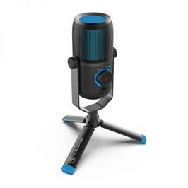 מיקרופון USB שולחני באיכות גבוהה עם 3 קונדנסרים תוצרת JLAB דגם TALK Microphone