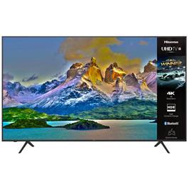 טלוויזיה 75 4K Ultra HD SMART TV תוצרת Hisense דגם 75A7100FIL
