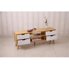 מזנון יחודי בשילוב מלמין ועץ דגם london תוצרת garox