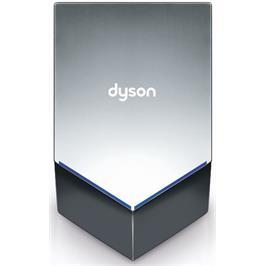 מייבש ידיים היגייני ביותר תוצרת DYSON  דגם  AIRBLADE V HU02 - צבע ניקל בציפוי התזה