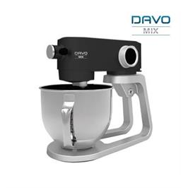 מיקסר מקצועי 1200W תוצרת DAVO דגם MIX 5240 צבע שחור