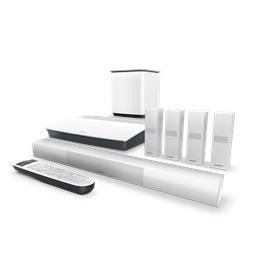 מערכת קולנוע ביתית 5.1 Super-Premium תוצרת BOSE ® דגם LIFESTYLE 650 התקנה חינם!