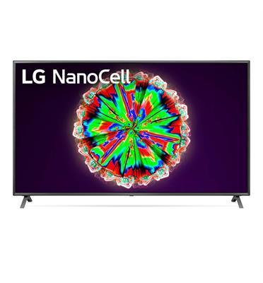 טלוויזיית 50 אינץ' LED חכמה Smart TV ברזולוציית 4K Ultra HD ופאנל LED 4K בטכנולוגיית Nano Cell לתמונה עוצרת נשימה LG דגם 50NANO79