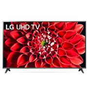 טלוויזיה חכמה 75 אינץ' LED Smart TV עם פאנל IPS 4K Ultra HD ובינה מלאכותית LG דגם 75UN7100
