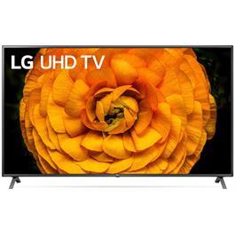 טלוויזיה חכמה 85 אינץ' LED Smart TV עם פאנל IPS 4K Ultra HD ובינה מלאכותית LG דגם 86UN8500