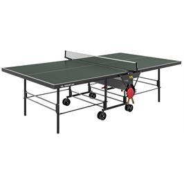 """שולחן פינג פונג פנים  עם פלטות עץ עבות 19 מ""""מ דגם INDOOR346"""