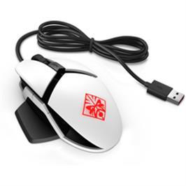 עכבר לבן  OMEN Reactor תוצרת HP דגם 7ZF19AA