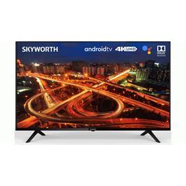 טלוויזיה 55 מסגרת דקה ANDROID TV 9.0 NetFlix 4K תוצרת Skyworth דגם 55UC5500